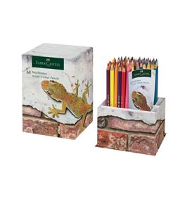 Colour Pencil Polychromos case of 68