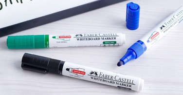 White Board Marker Faber-Castell, Andalan Guru di Kelas