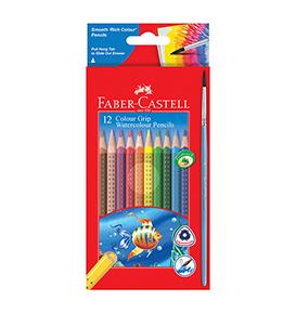 Watercolour Pencil Grip 12 L