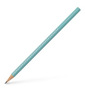 Graphite pencil Sparkle turquoise