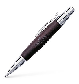 E-motion twist pencil Pearwood, dark brown