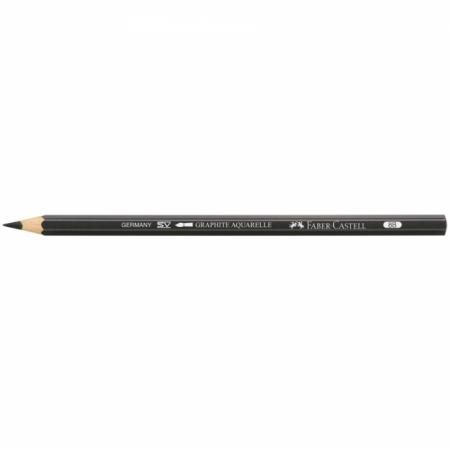 Watersoluble pencil GRAPHITE AQUARELLE 8B