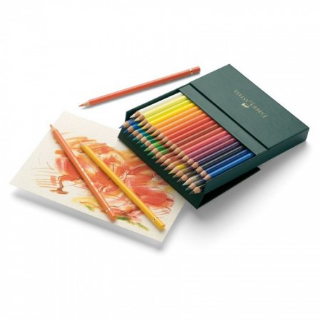 Colour Pencil Polychromos Studio box of 36