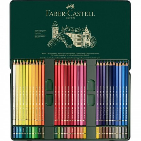Colour Pencil Polychromos box of 60