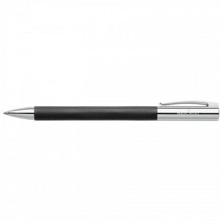 Ballpoint pen AMBITION precious resin black