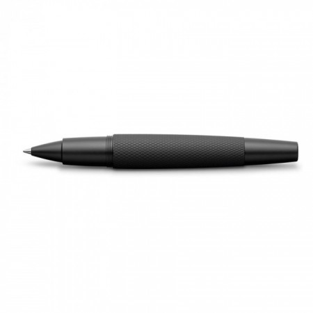 E-motion roller pen pure black