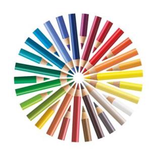 Colour Pencil Polychromos