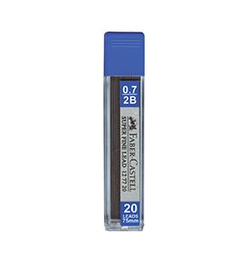 Superfine Leads 2B 0.7mm