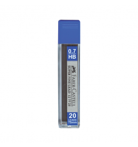 Superfine Leads HB 0.7mm