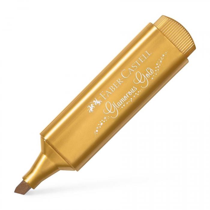 Textliner 46 Metallic Glamorous Gold