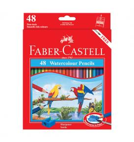 Watercolour Pencils 48 L