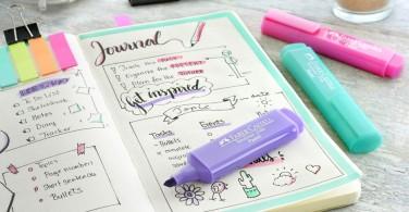 Mulai dengan bullet journal