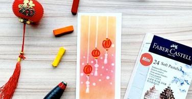 Soft Pastel Art Mix Technique