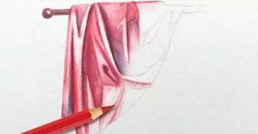 Cara menggambar lipatan kain dengan Albrecth Dürer Magnus