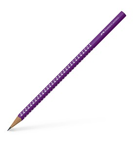 Graphite pencil Sparkle violet