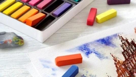 Hidupkan imajinasi dengan Soft Pastel