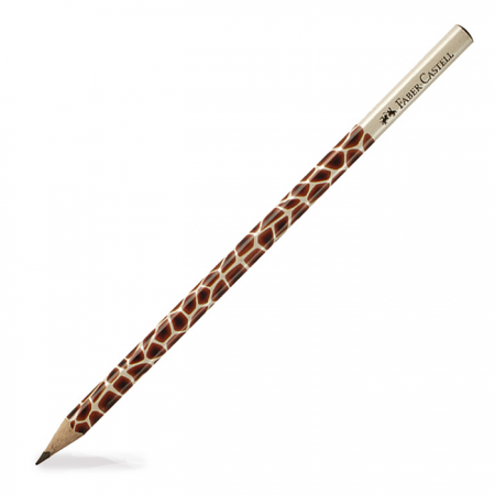 Pencil Motif Giraffe